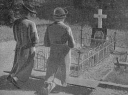 Het oude graf