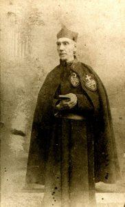 Fondsenwerver Pater Karel