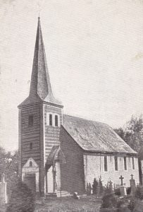Het oude kerkje van Munstergeleen