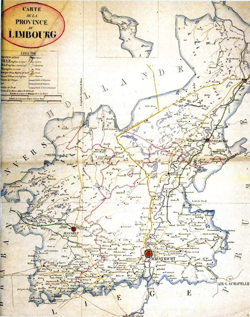 Limburg 1815-1830