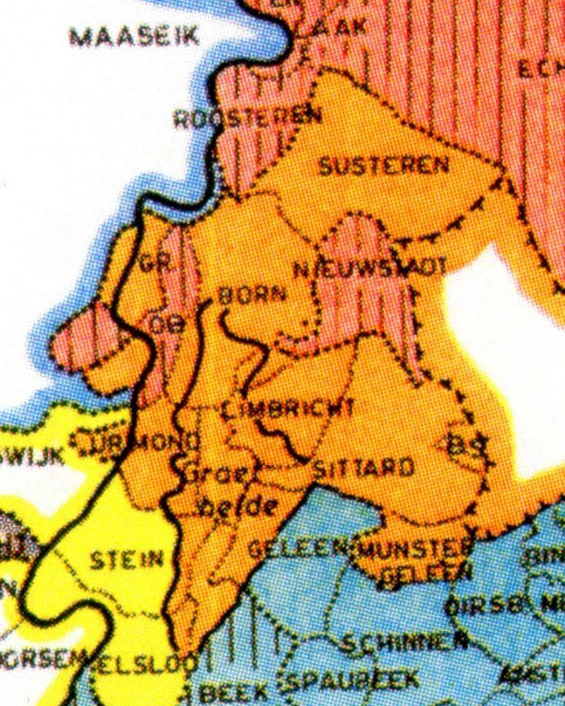 Limburg voor 1794