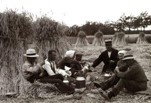 Een agrarische samenleving: Ruzie over water