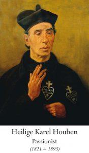 Bidprentje Pater Karel